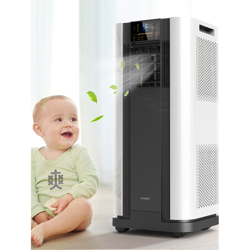 Cold and warm mobile air conditioner integrated machine Free installation of portable single cold refrigeration without external
