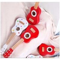 Onshine Ukraini Children's Guitar Toys Simulated Playing Men And Women's Mini musical Instruments Kindergarten Toys