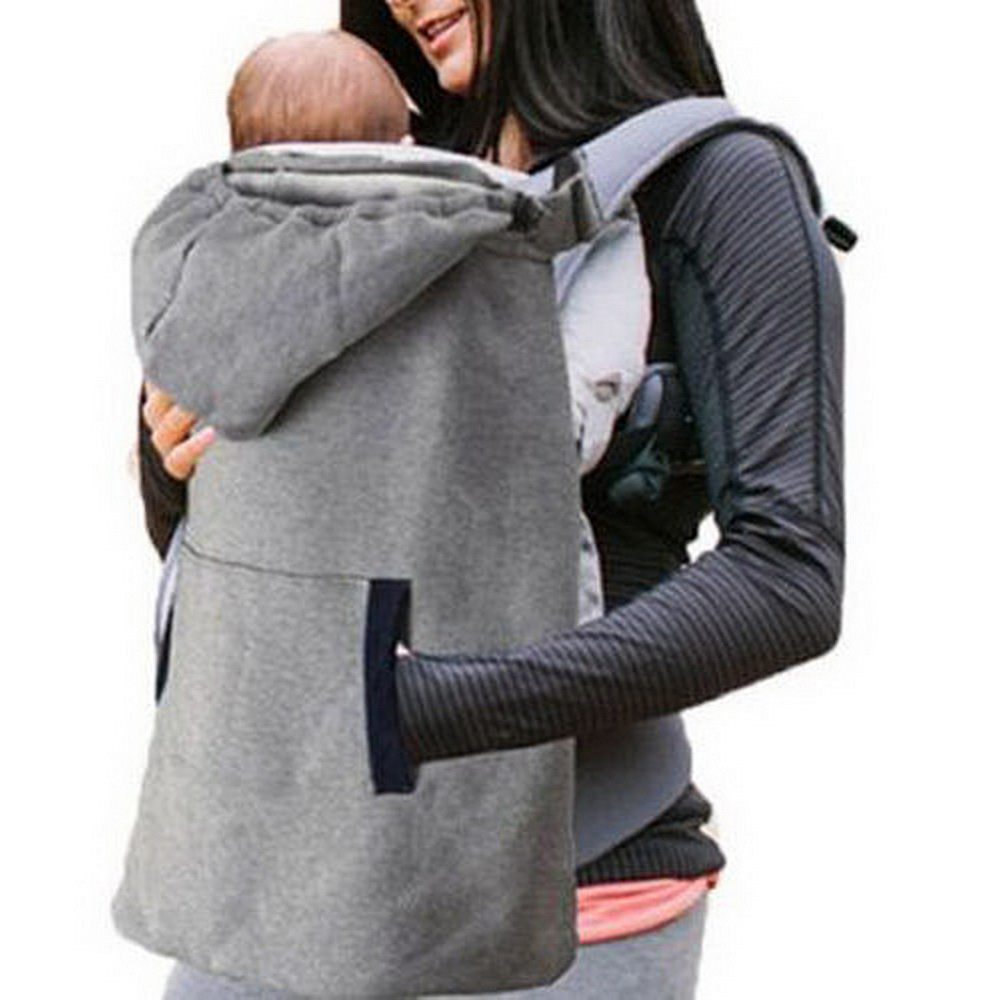 CYSINCOS Windproof Newborn Cotton Backpack Blanket Wrap Mother Multifunctional Baby Carrier Front Bags Warm Wrap Infants Carrier