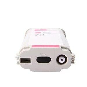 Image 5 - Encre De haute Qualité 72 Pleine 130ML Cartouche Dencre avec Puce pour HP T610 T620 T770 T790 T795 T1100 T1120 T1200 T1300 T2300