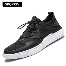 Outdoor Breathable And Deodorant Men's Shoes Casual Fashion Low To Help Running Men's Sports Shoes 2019 Wear Tennis Casual Shoes