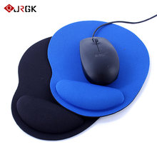 color Mouse Pads Trackball PC Thicken mouse mat with wrist rest Mousepad Gamer Mice mats Desktop PC Computer for Office Game LOL(China)