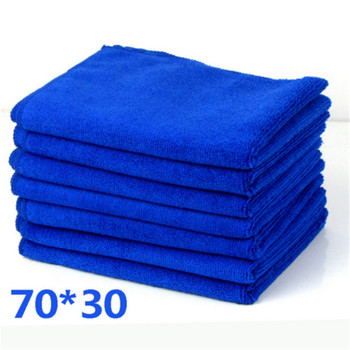 Household Fashion Clean Absorbent Towel Classic Microfibre Wipe Dry Cleaner Auto Car Detailing Soft Cloths Wash Towel Duster image