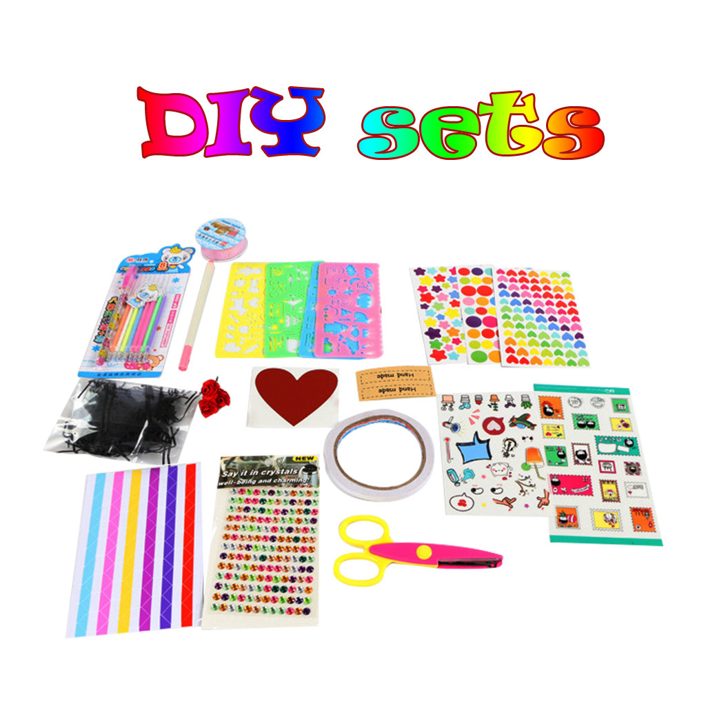 DIY Manual Tool Set Is Suitable For Children's DIY Card Gift Making Accessories Kids Toys Juguetes Brinquedos игрушки NEW 2020