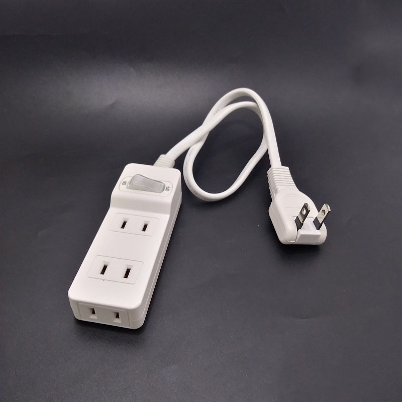 Image 5 - Japan plug Function one turn three sockets With switch strip wiring 0.5M/1M/2M multi function Household power board socketExtension Socket   -