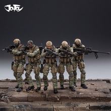 JOYTOY 1:18 action figures USA Cavalry Regiment model toy  Birthday/Holiday Gift Free shipping