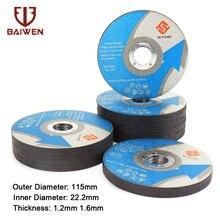 115 мм металлическое колесо режущего диска смолы круглой отрезать