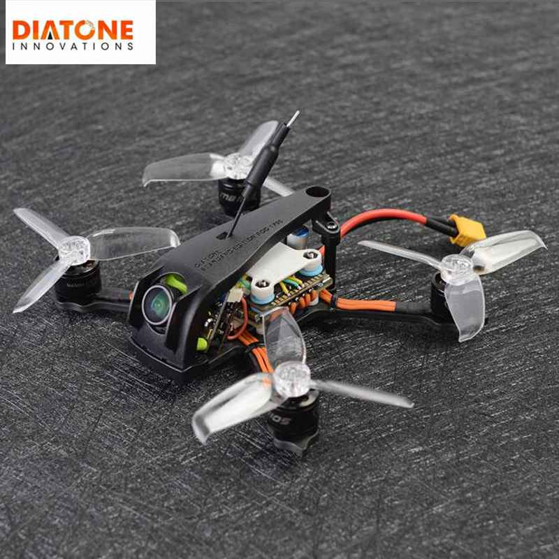 Diatone 2019 GT-Rabbit R249+ TBS VTX 2.5 Inch 4S Freestyle FPV Racing Drone PNP Mamba F405mini OSD RunCam Micro Swift Cam