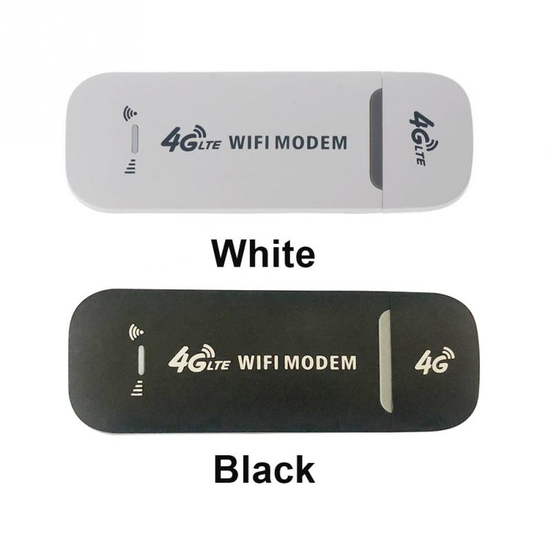 lowest price 150Mbps 4G LTE Adapter Modem Adapter Wireless USB Network Card Universal White WiFi router