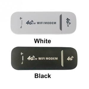 Image 4 - 150Mbps 4G LTE adaptörü Modem adaptörü kablosuz USB ağ kartı evrensel beyaz WiFi yönlendirici