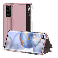 Funda de cuero a prueba de golpes para teléfono móvil Huawei, carcasa con tapa para Honor Nova 5T Mate 30 20 9A 9X P Smart Z Y9 Prime Y5P Y6P Pro Lite 2019 2020