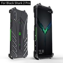 Funda de aluminio para Xiaomi Black Shark 2 Pro, carcasa de lujo de R JUST, Batman, Black Shark 2, BlackShark 2 pro