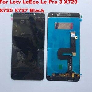 Image 5 - זהב מקורי 100% חדש 5.5 אינץ מלא LCD תצוגה + מסך מגע Digitizer עצרת עבור LeTV LeEco Le Pro3 X720 פרו 3 משלוח חינם