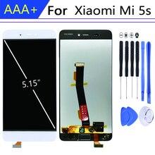 Original For Xiaomi Mi 5s display in Mobile Phone L