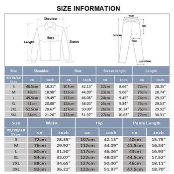 INCERUN męskie zestawy sztruksowe jednokolorowe koszulki z krótkim rękawem koszule i spodenki Chic 2021 Streetwear męskie garnitury casualowe S-5XL tanie i dobre opinie CN (pochodzenie) POLIESTER Na co dzień summer Z nacięciem Elastyczny pas Jednorzędowe SHORT Shorts 100 Polyester guzik