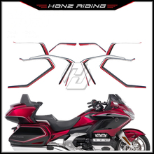 цена на For HONDA Goldwing GL1800 2018-2020 Motorcycle Touring Graphic Decal Kit