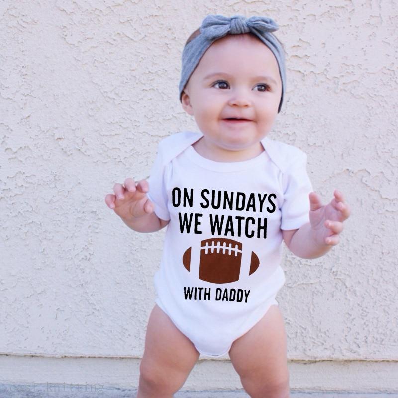 Newborn Infant Baby Boys Kids Cotton Romper Jumpsuit Bodysuit Clothes Outfits US