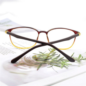 Image 5 - KANDREA 2020 Anti Blue Ray Eyeglasses Frame Acetate Square Glasses Frames Anti Blue Light Eyewear Clear Lens Optical Spectacles