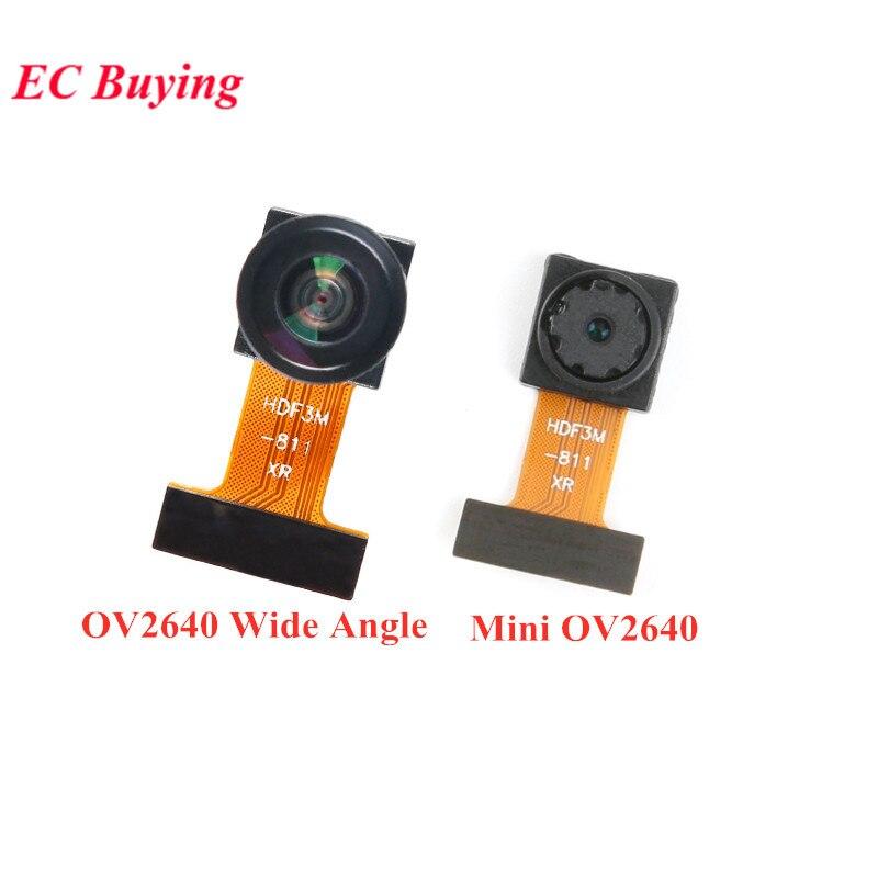 Модуль камеры ESP32 OV2640, модуль датчика изображения CMOS, 2 миллиона пикселей, широкоугольный монитор камеры, идентификационный объектив для ...