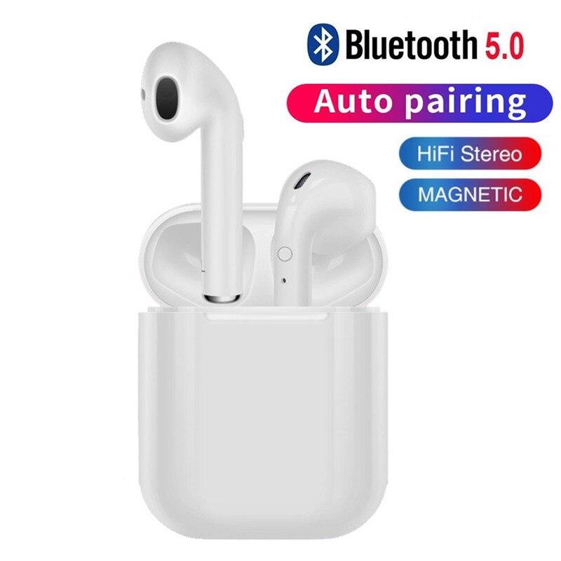True Wireless Stereo Earbuds I9S TWS Bluetooth Earphone Mini Wirelss Headphones Headset Fone De Ouvido For All Smart Phone