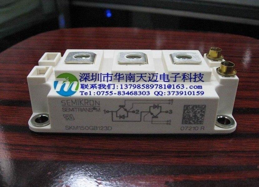IGBT module SKM150GB123D SKM150GB124D SKM150GB128D--HNTM