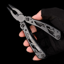Ganzo G202B Multi Tool Folding Knife Multi-functional Plier EDC Gear outdoor Camping Survival Fishing Tools