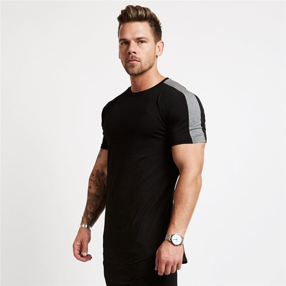 Fitness Training T-Shirt for Men Mens Clothing Tops & T-shirts