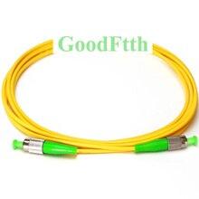 Cable de conexión Cable de puente FC FC APC FC/APC FC/APC SM simple GoodFtth 100 500m