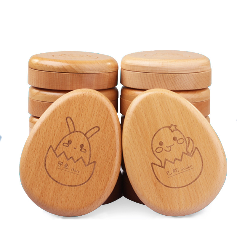 Zodiac Egg-shaped Tooth House Baby Birth Hair Baby Teeth Storage Box Baby Personality Birthday Gift Souvenir Wholesale