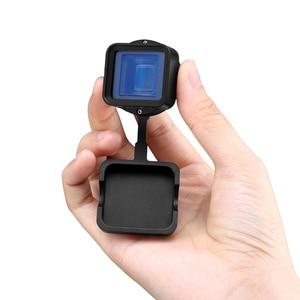 Image 2 - Ulanzi 1.33XT anamorphic電話レンズバッグフィルターiphone 12 11プロマックスhuawei社P20 P30プロメイト映画制作電話カメラレンズ