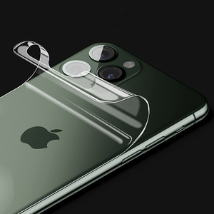 Image 1 - 1 3 ชิ้น 20Dป้องกันหน้าจอสำหรับiPhone 11 Pro X XR XS Max Hydrogel TPUสำหรับApple 6S 7 8 Plus 6P 7P 8 Pฟอยล์ฟิล์ม