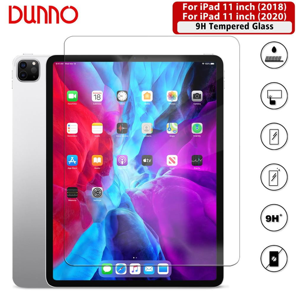 For 2020 IPad Pro 11 Screen Protector Protective Glass Apple 2018 IPad Pro 11 Tempered Glass Aipad Screen Protection Film