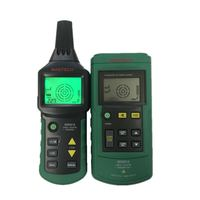 Mastech MS6818 Portable Professional Wire Cable Tracker Metal Pipe Locator Detector Tester Line Tracker Voltage12~400V