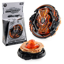 GT Beyblades Burst with Two-way Launcher Alloy Gyro Toy 4th Generation Limited Edition B-00 in Color Boxed burst generation blast gyroscope alloy assembled combat gyro toy with ruler launcher