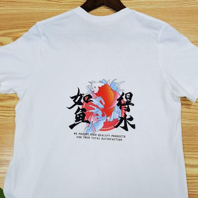Inkjet T-Shirt Garment Printer With Heat Press Machine