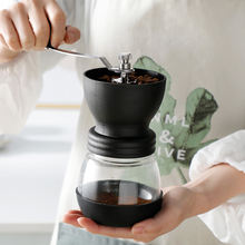 Портативный ручной кофемолка из нержавеющей стали Керамический