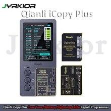 جهاز برمجة إصلاح ألوان أصلية من Qianli لآي فون 11 برو ماكس XR XS Max 8P 8 7P 7 بطارية/اختبار إصلاح البيانات