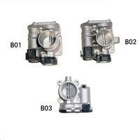 Electronic throttle valve body assembly for CHANGAN CS35 CS75 EADO 1000800 B01 1000800 B02 1000800 B03