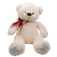 50cm Hot Sale 1PC Bear Plush Toy Lovely Giant Bear Huge Stuffed Soft Dolls Kids Toy Birthday Gift For Girlfriend