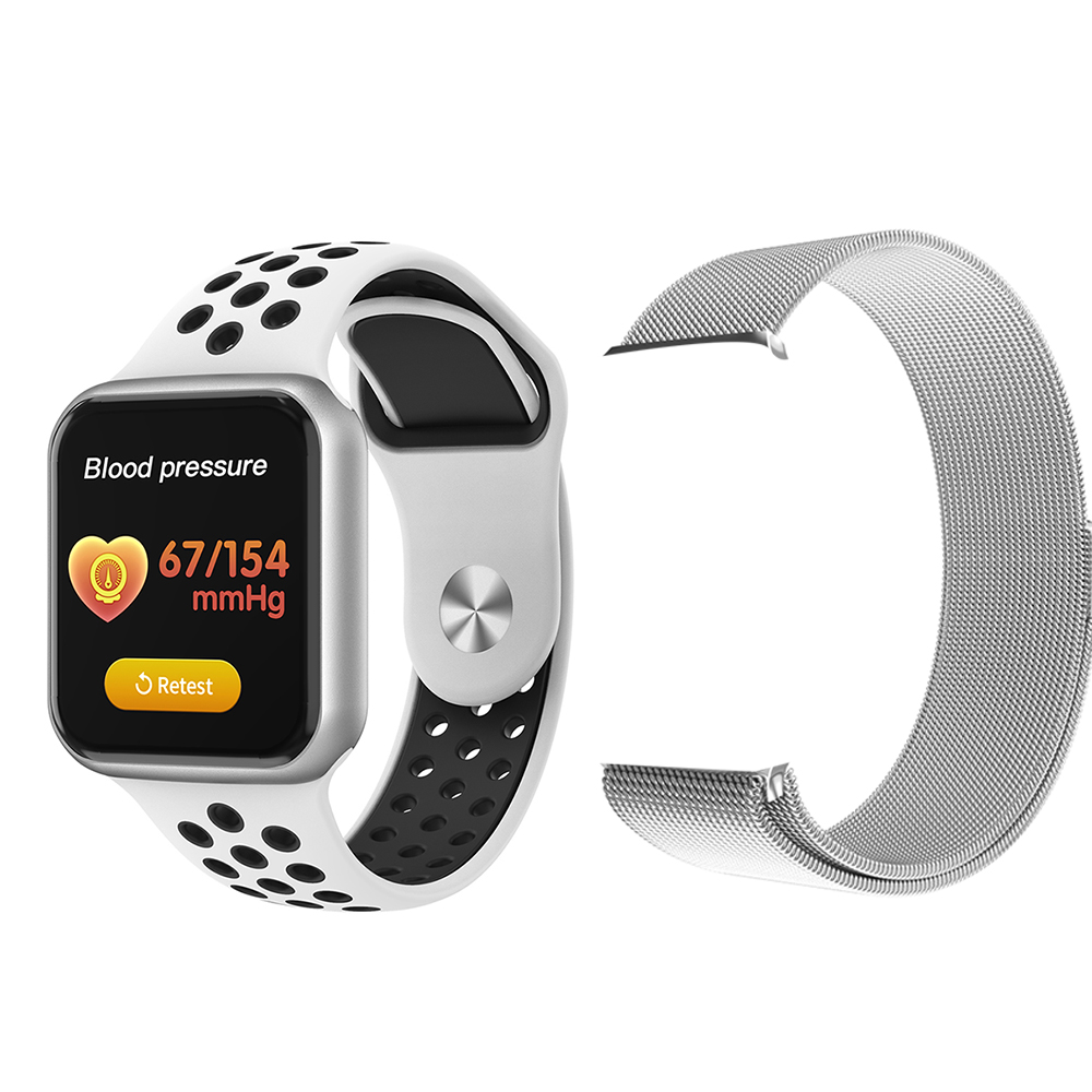 LEMFO I7 Touch Smart Watch Men for Apple Watch Women Music Control Bluetooth Reminder Heart Rate Health Tracker PK SX16 I5