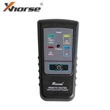 Verificador remoto original de xhorse para o apoio remoto 300mhz-320mhz/434mhz/868mhz do verificador do rádio infravermelho da radiofrequência