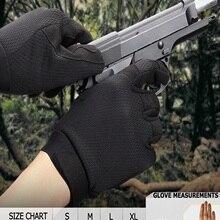 тактические перчатки открытый Спортивные тактические перчатки Военная армия для велстрайкбол осипеда скалолазанья Мужские туризма
