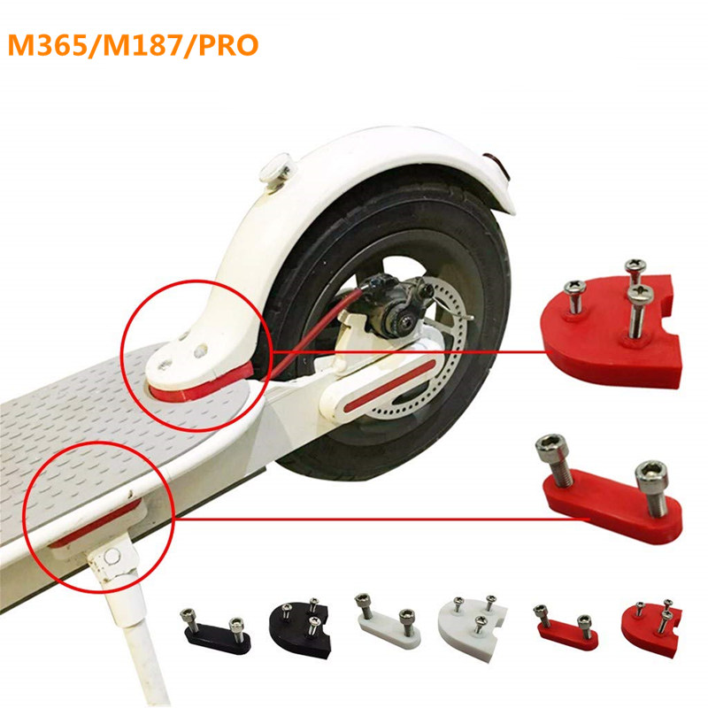 2PCS <font><b>Scooter</b></font> Spacer Kit 10 inch Spacer Wheel for <font><b>Xiaomi</b></font> <font><b>Mijia</b></font> <font><b>M365</b></font> M187 <font><b>M365</b></font> <font><b>Pro</b></font> <font><b>Electric</b></font> <font><b>Scooter</b></font> Tyre Tire Accessories image