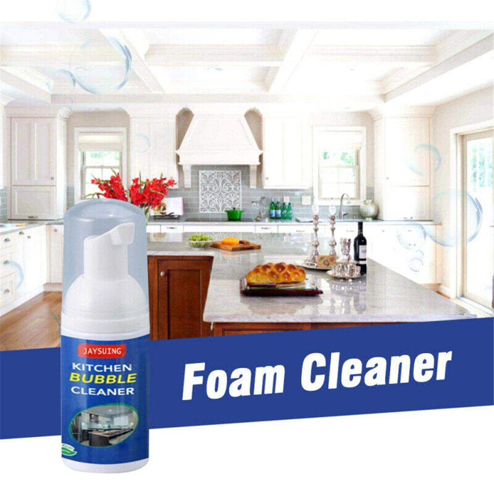 Multifunctional Spray All-Purpose Cleaning Bubble Spray Multi-Purpose Foam Kitchen heavy Oil Decontamination Cleaner