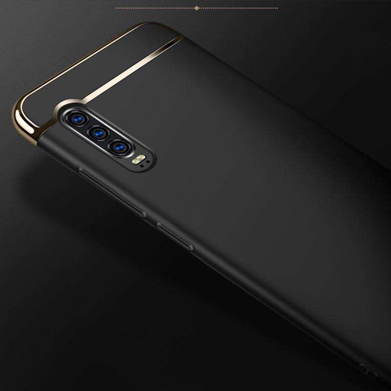 Huawei Ascend P30 Lite Full Protect Cover Coque 3 i 1 guldpläterad - Reservdelar och tillbehör för mobiltelefoner - Foto 5