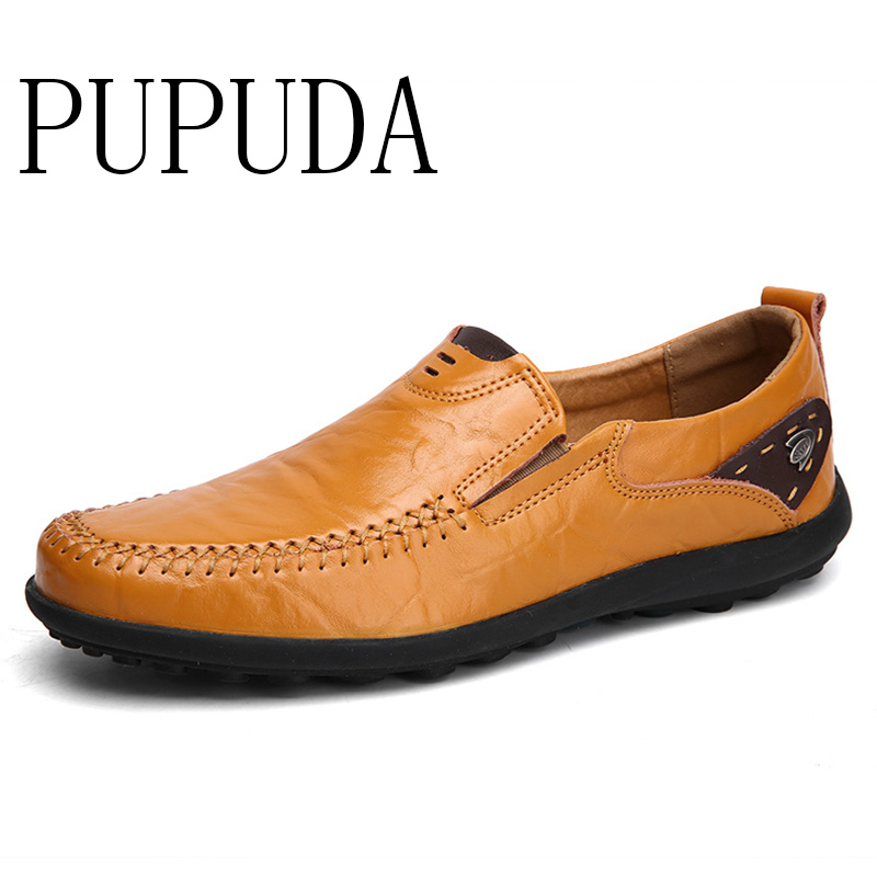 PUPUDA Bussiness Shoes Men Slip On