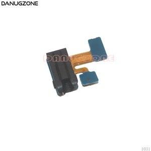 Image 1 - 30PCS Für Samsung Galaxy J4/J4 Plus J330 J5Pro J530 J7Pro J730 Kopfhörer Audio Jack Kopfhörer Buchse Flex kabel Mit Mikrofon