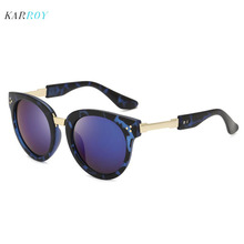 New Arrival Fashion UV400 Sunglasses Men 2019 Vintage Colorful Reflective Glasses Women