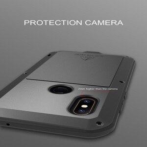 Image 2 - Metal Case For Xiaomi Mi Max 2 3 Armor Full Body Protective Cover  Shockproof Xiaomi Mi Mix 2 2s Case Xiaomi Mi Max3 Cases Mix2s