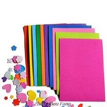 Sponge Scrapbooking Paper-Craft Foam-Paper Fold DIY Lowest-Price Multicolor 26--18.5cm